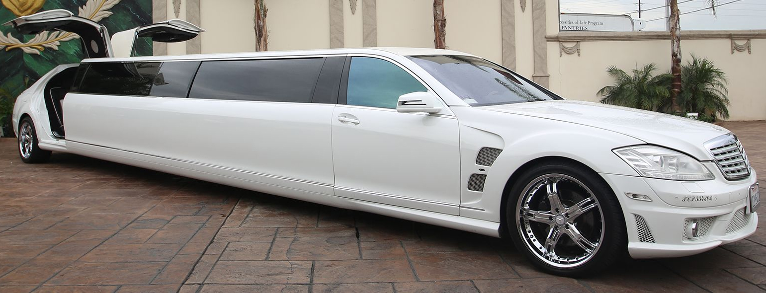 limo service near me for wedding