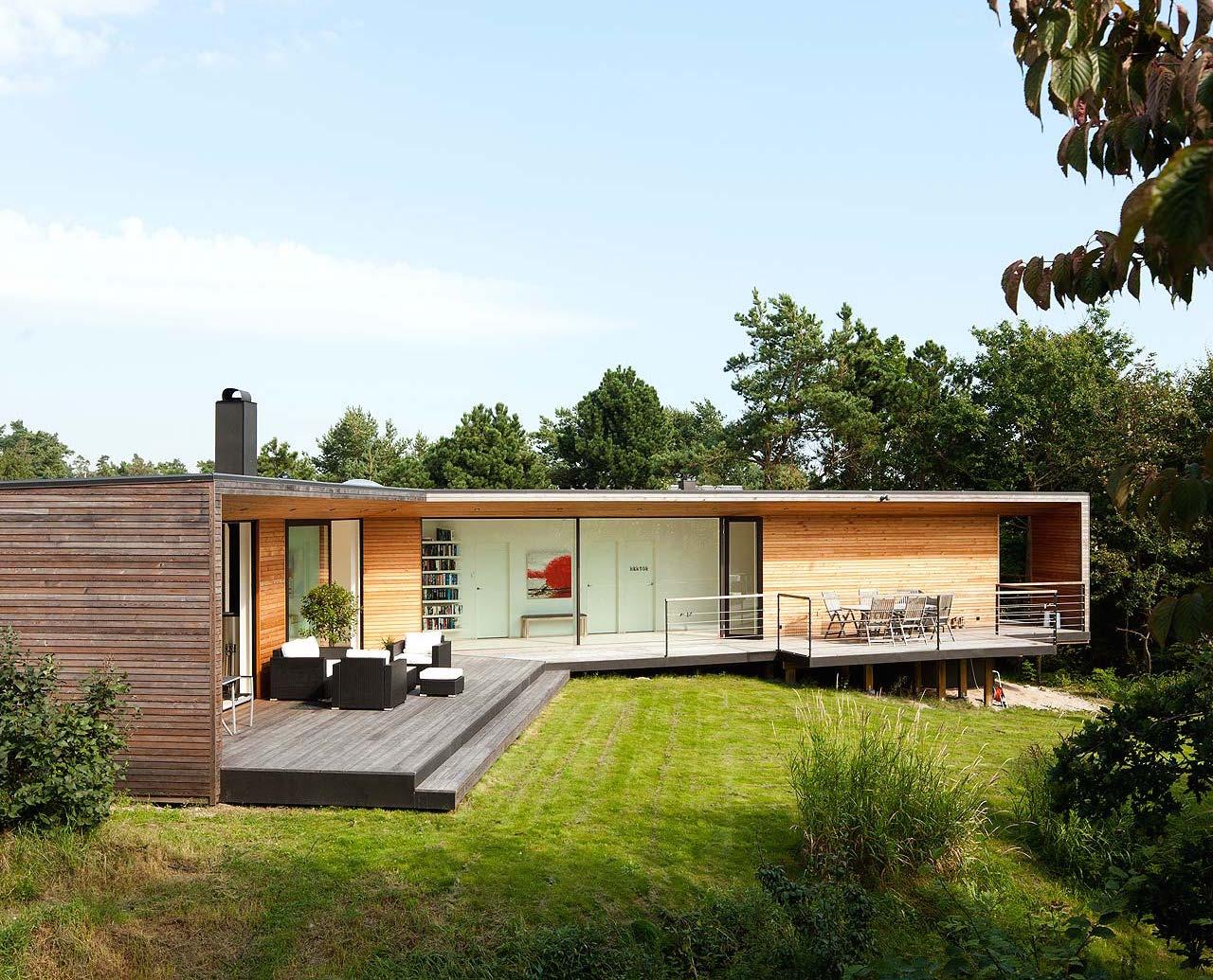 Summer-houses