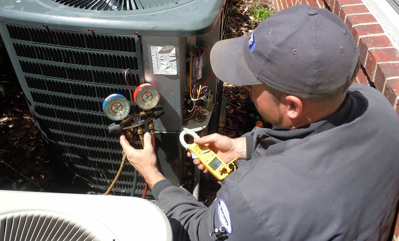 heating and cooling services near me