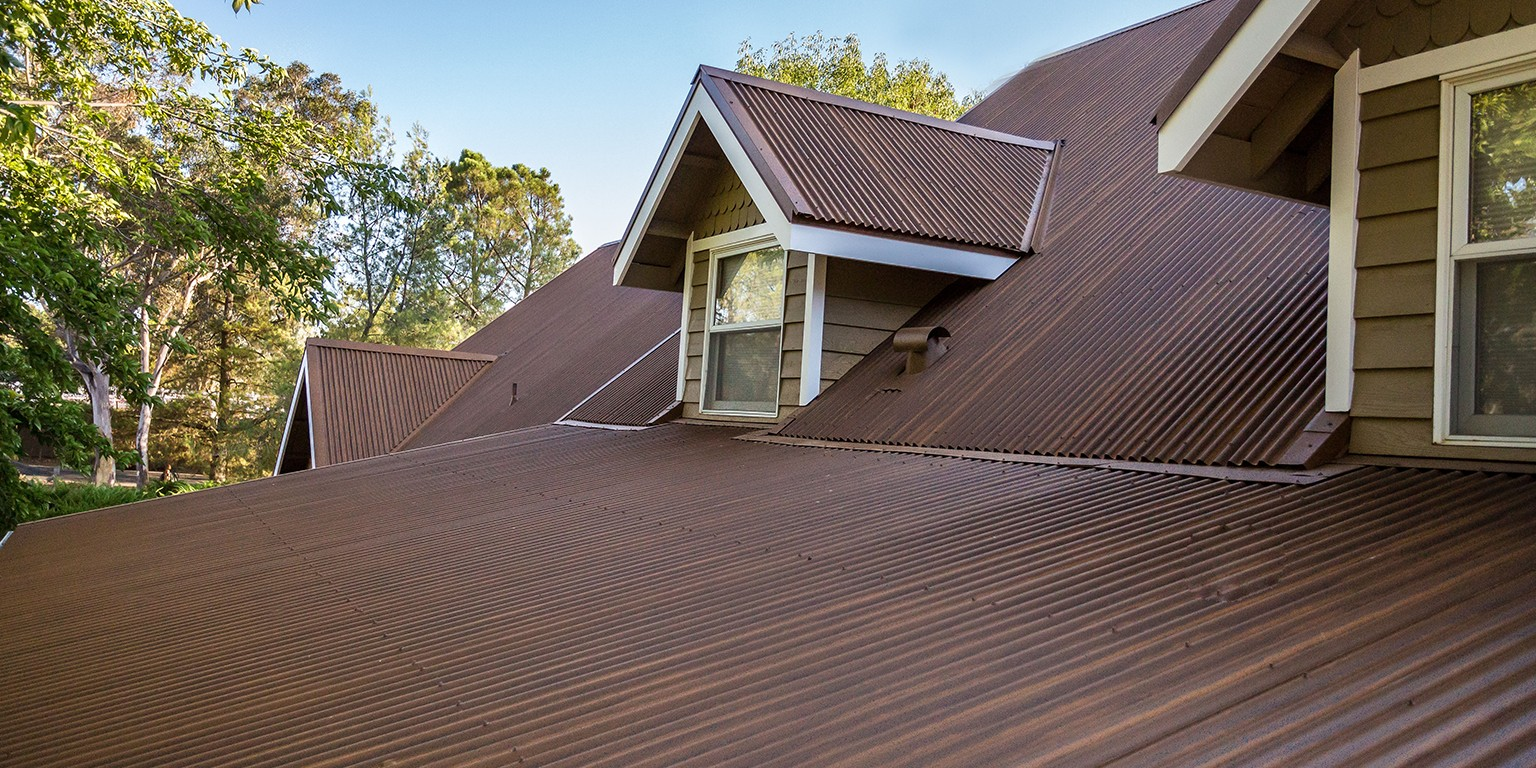 latest roofing trend